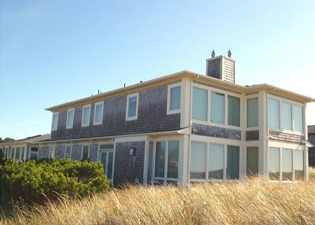 House - ARIA 2 - MAIN  ~Spectacular pet friendly Ocean Front property in Manzanita OR - Manzanita - rentals