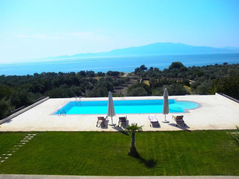Escape to our Aegean Retreat, Enjoy Sea and Pool - Image 1 - Ezine - rentals