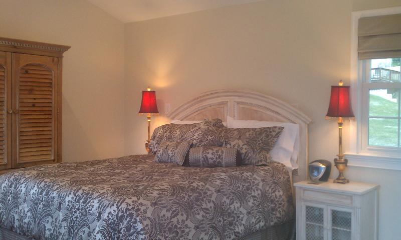 Queen Pillowtop Bed With Memory Foam - Guest Cottage Close to LU and Blue Ridge Pkwy - Lynchburg - rentals