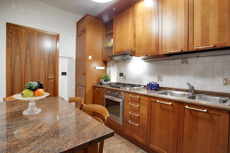 Kitchen - Apartment Ca' Elena, in Cannaregio, near Fondamenta Nuove and Rialto - Venice - rentals