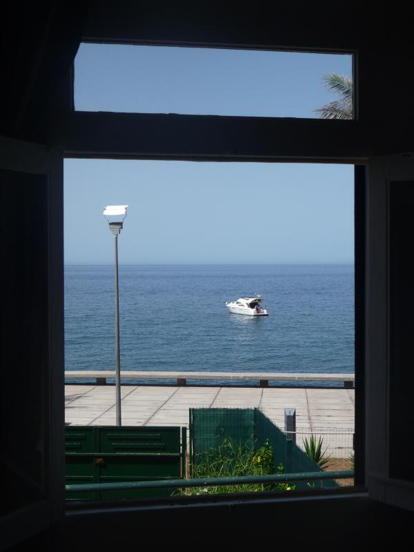 Lounge view - Fishermans Cottage - Ponta Do Sol - rentals