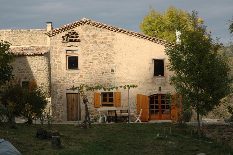 the house - Character stone house ARDECHE, FRANCE - Silhac - rentals