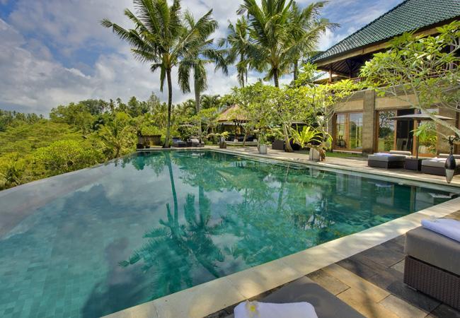 Bukit Naga Villa - Image 1 - Gianyar - rentals