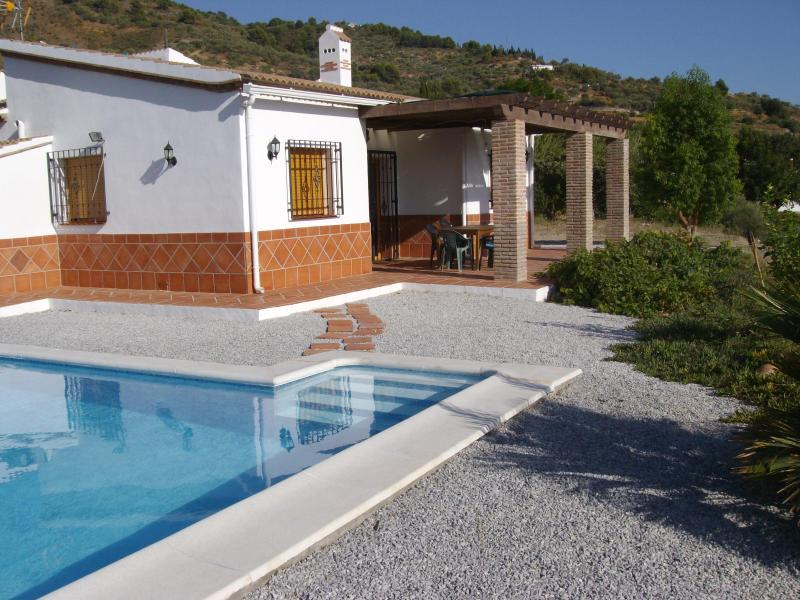 CASA RAFA with private pool. Holiday in Competa. - Image 1 - Canillas de Albaida - rentals