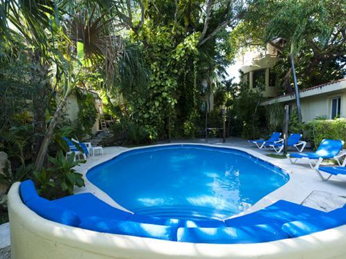 our fresh pool - Villa Baja mar - Playa del Carmen - rentals