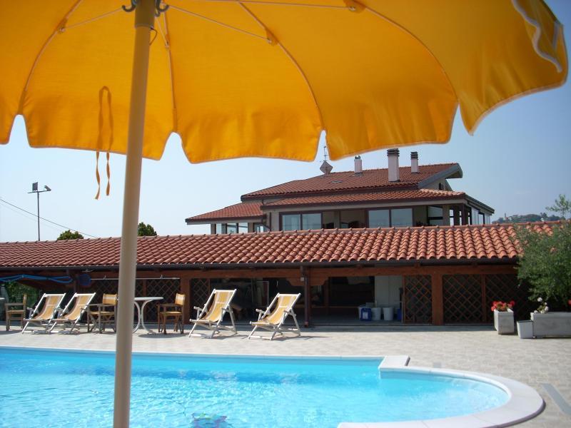 Residence vista piscina - Residence Terrabianca - Tortoreto Lido - rentals
