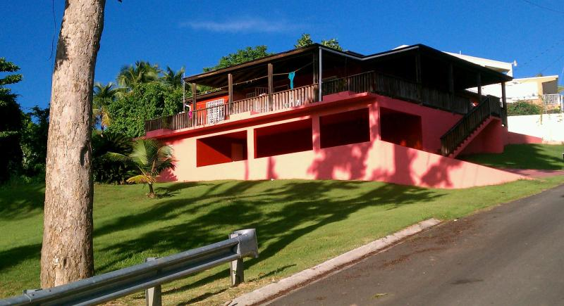 Outside View - Relaxing, Beach Vacation - Yabucoa - rentals