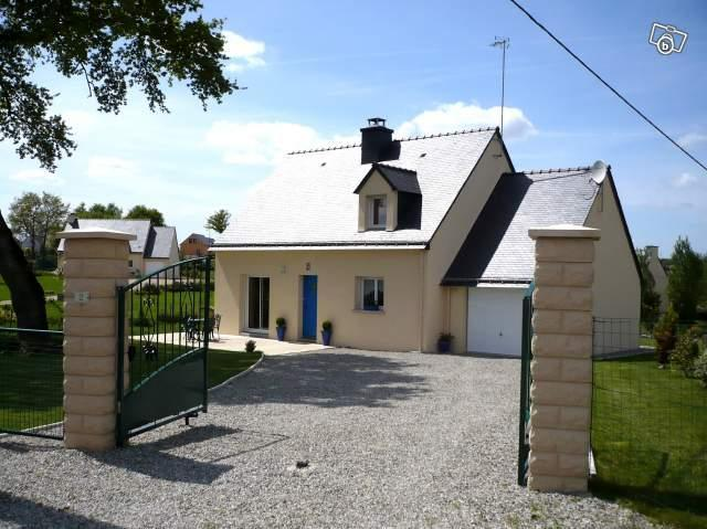 Your Cottage - GUEHENNO  nr JOSSELIN  COTTAGE - Brittany - rentals