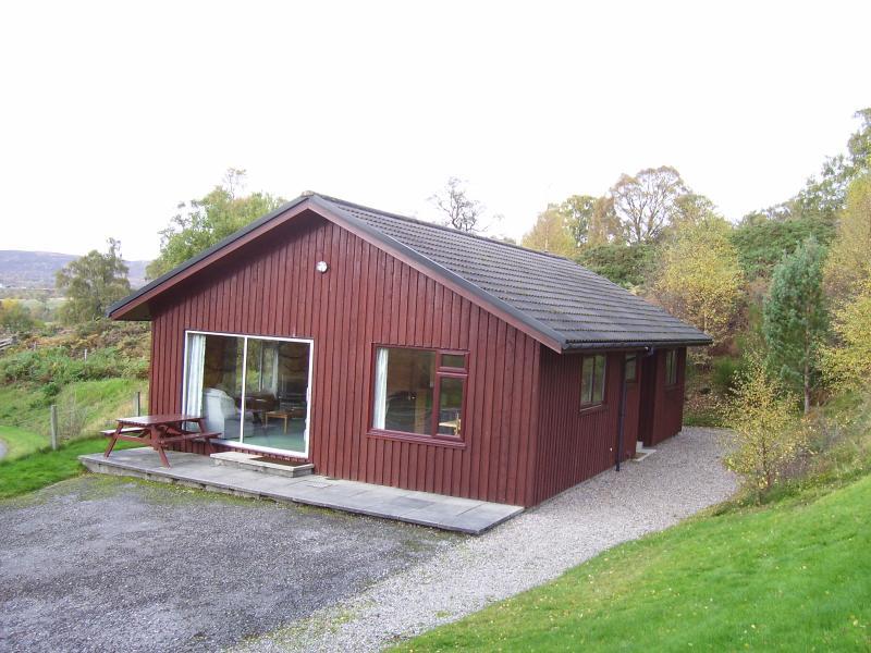 Type A Lodge - Drumnadrochit Lodges - Loch Ness Rentals - No 1 - Drumnadrochit - rentals