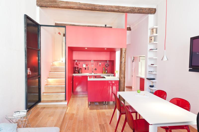 Festival Apartment Overview - Festival Apartment, Pet-Friendly 2 Bedroom with Terrace, in Center of Cannes - Cannes - rentals