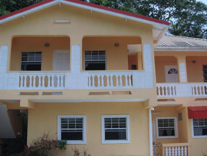 Front View of property - HILLTOP VIEW APARTMENT - Castries - rentals