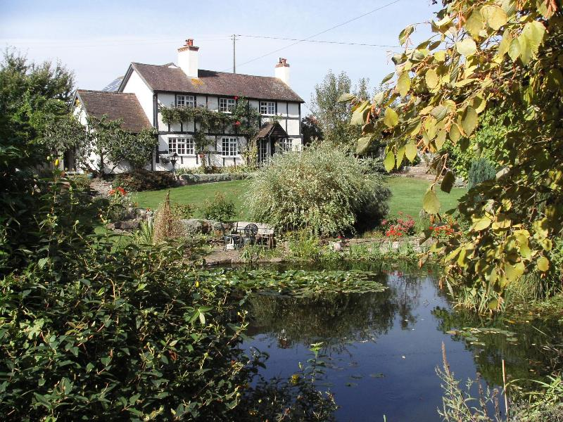 Pool House - Bed and breakfast accommodation - Herefordshire - rentals
