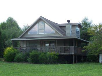 SV Exterior - Smoky View - Townsend - rentals