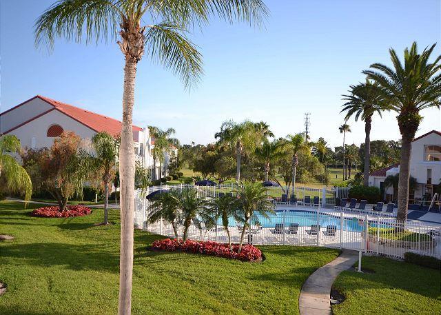 Isla Del Sol - Vista Verde East 6-247  Gorgeous 2nd floor, pool view condo! - Image 1 - Saint Petersburg - rentals