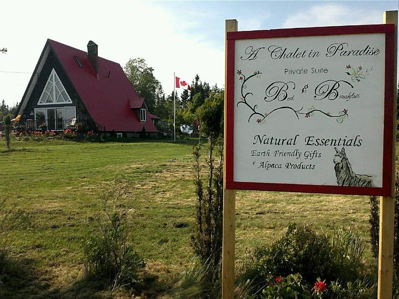 A Chalet in Paradise - A Chalet in Paradise Private Bed, Breakfast & Farm - Grand Manan - rentals