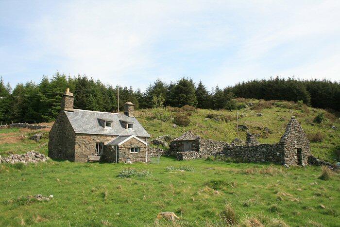 Cyfannedd Fach - Cyfannedd Fach, Arthog, Wales- holiday cottage - Criccieth - rentals