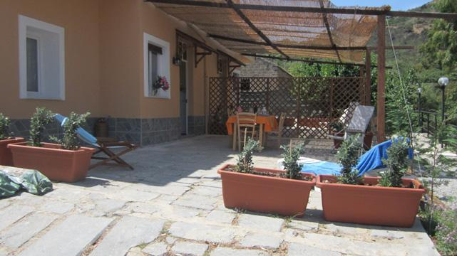 House in the countryside 5 min from the sea - Image 1 - Cefalu - rentals