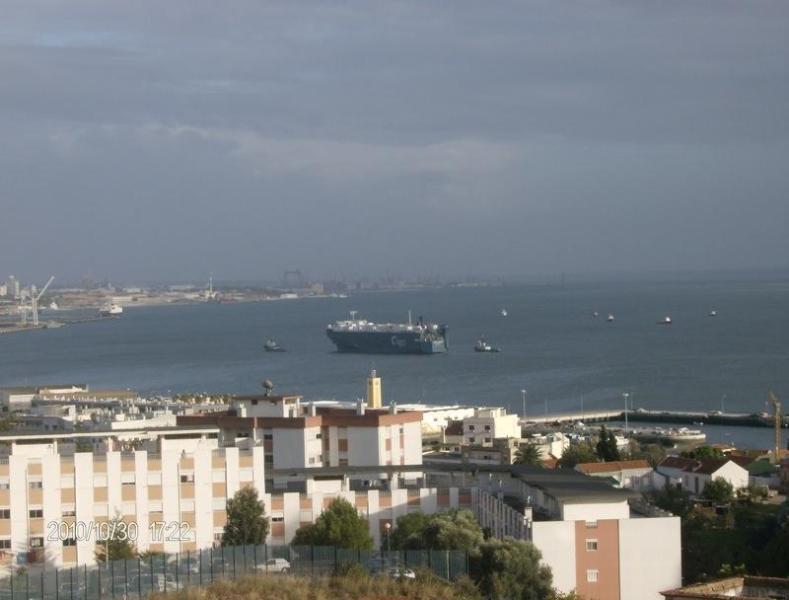 Vista da Baía do Sado - Apartamento Férias - Setubal - rentals