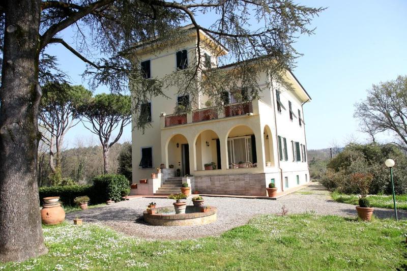 Rentals at Villa Sant'Alessio in Lucca - Image 1 - Lucca - rentals