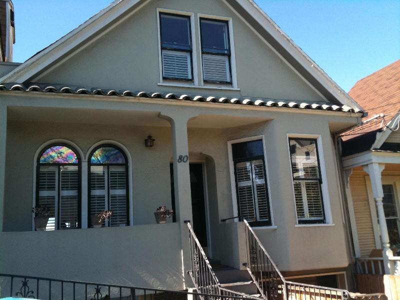 front of house - 3 Bedroom Bernal Charmer - San Francisco - rentals