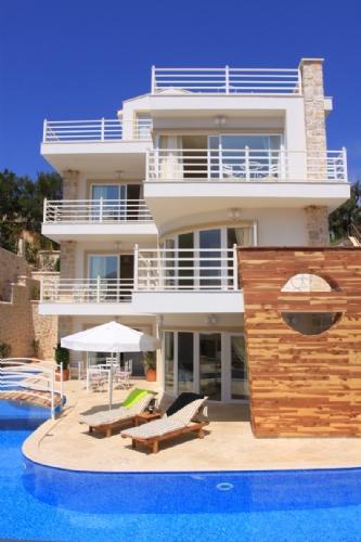 Likya Villa - - Image 1 - Kalkan - rentals