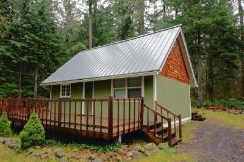Mount Hood Cabin-NEW HOT TUB - Image 1 - Rhododendron - rentals
