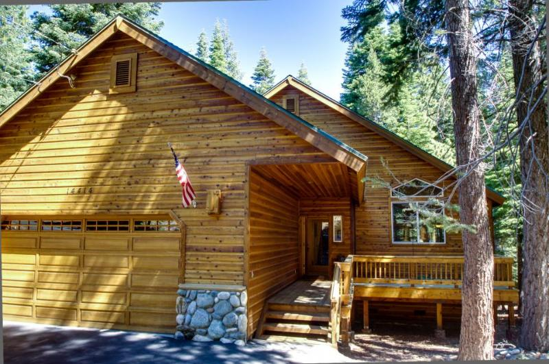 Sierra Sanctuary with Pool Table - Image 1 - Truckee - rentals