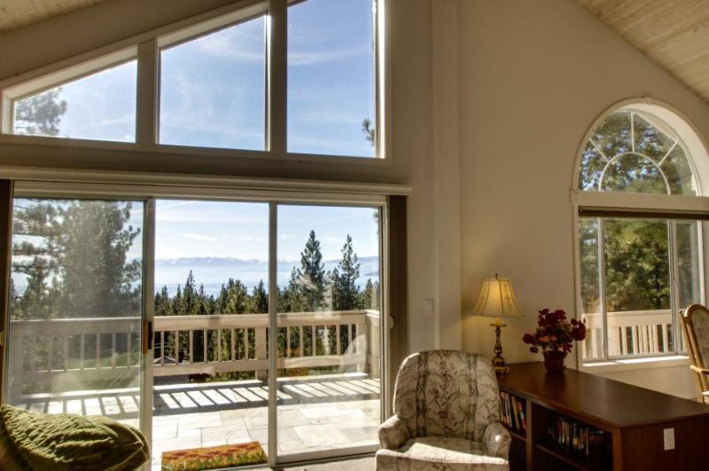 Ridiculous panoramic lake views, plentiful space! - Image 1 - Kings Beach - rentals