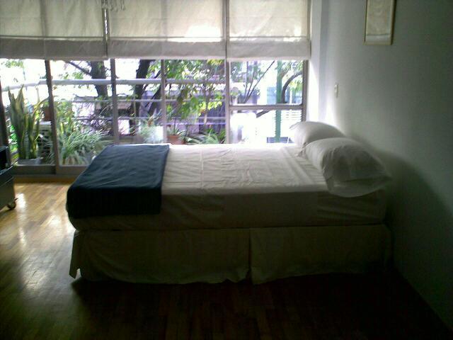 A real bed - Studio in Las Cañitas - Buenos Aires - rentals