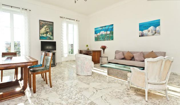 LUXURY 3 BEDROOM APARTMENT IN PLACE MASSENA - Image 1 - Nice - rentals