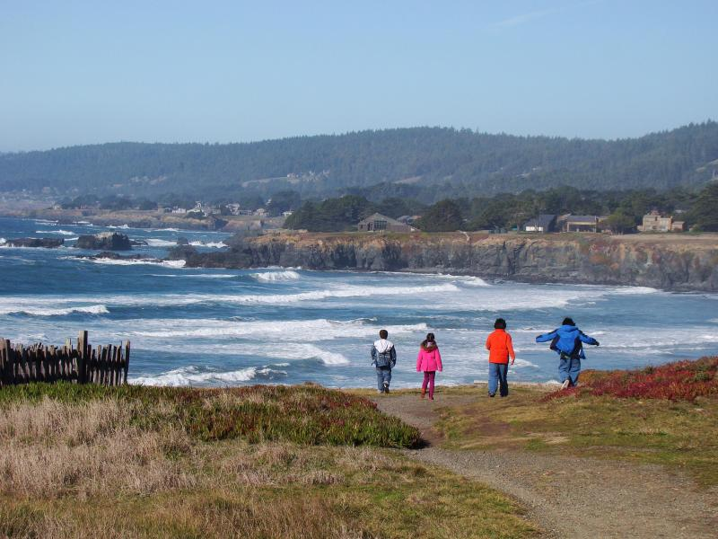 Good Vibrations From The Kids And For The Kids - Abinitio Tranquillo-Tranquility By The Sea - Sea Ranch - rentals