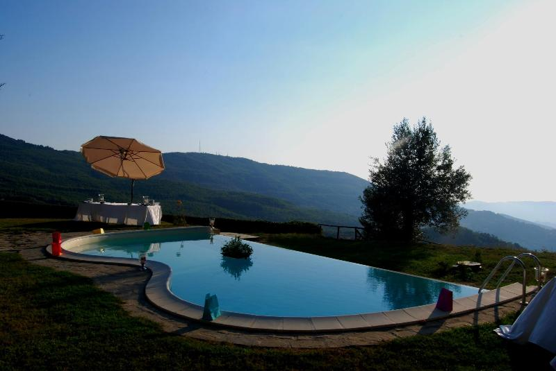 The swimming - pool - Il Pilaccio nel Cilento - private pool and relax - Perdifumo - rentals