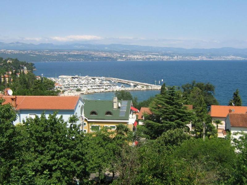 Appartment, rooms, sea, view od the sea. breakfast - Image 1 - Opatija - rentals