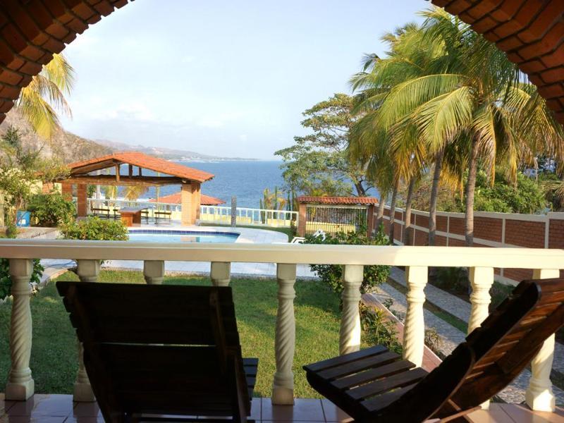 Presidential Suite - Private Balcony - Ocean Front Beach Estate - Presidential Suite - El Palmar - rentals