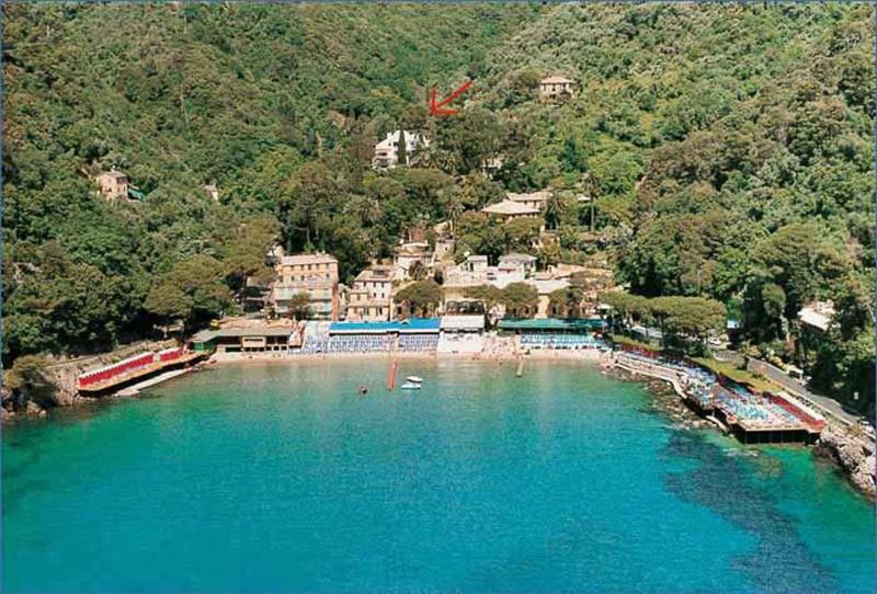 Paraggi beach - Villa Ucelli - Portofino - rentals