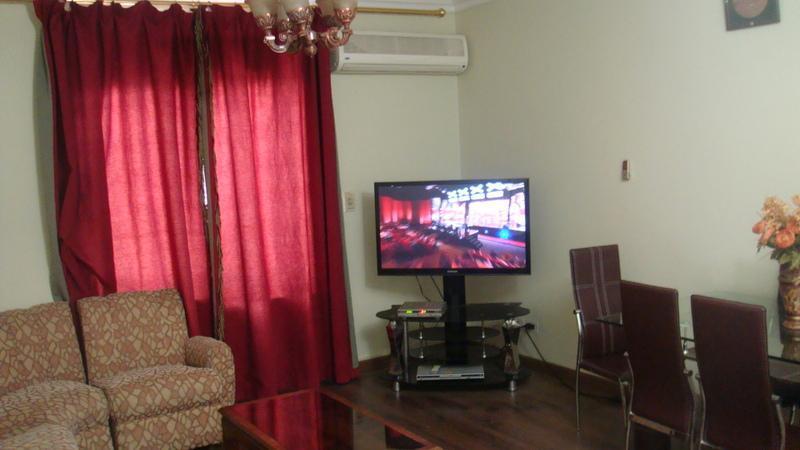 living room - Al Rehab City Apartment - Egypt - rentals