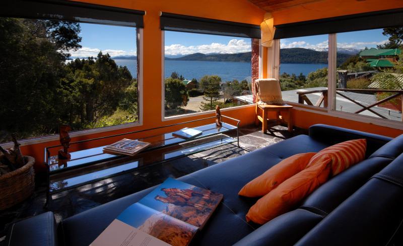 Living room - Casita Llao Llao - San Carlos de Bariloche - rentals