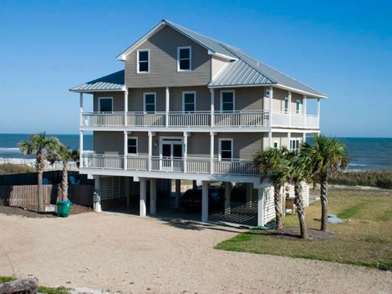 4 Palms - Image 1 - Saint George Island - rentals