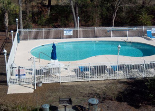 Great pool with grilling area - Golf Colony Resort Having fun In the Sun in Surfside!!-40R - Surfside Beach - rentals