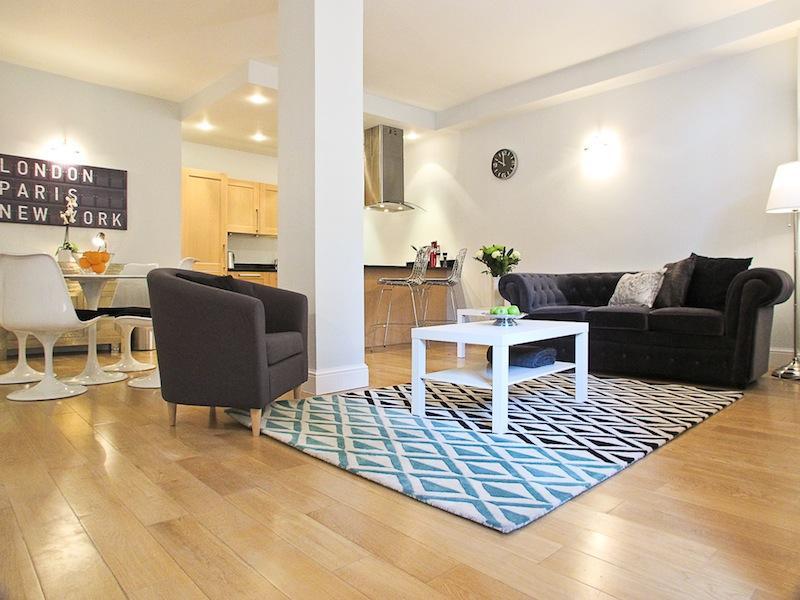 Covent Garden 2 Bedroom 2 Bathroom (4288) - Image 1 - London - rentals