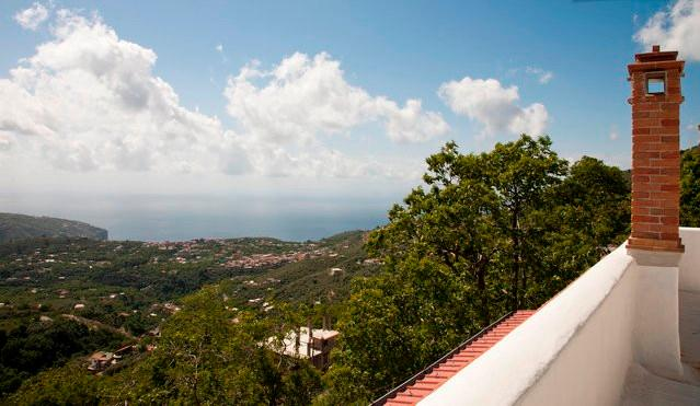 1 Bedroom apartment amazing see view near Sorrento - Image 1 - Vico Equense - rentals