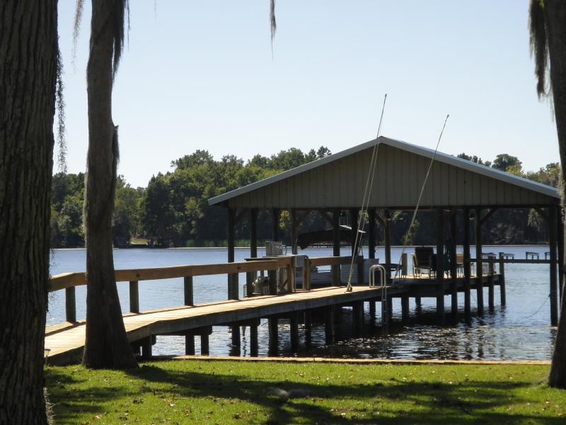 Private dock - LUXURY RIVERFRONT - Georgetown - rentals