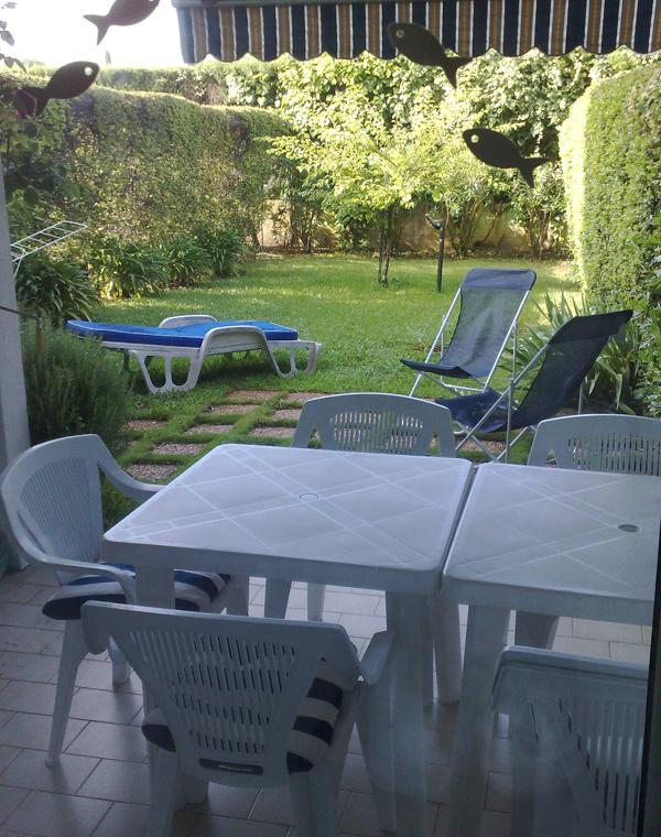 garden - Pet-Friendly Apartment with Garden in Juan les Pins - France - Juan-les-Pins - rentals