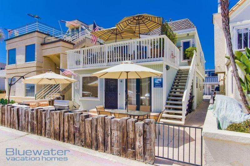 San Luis Rey I and II - South Mission Beach Vacation Rental - Image 1 - Pacific Beach - rentals
