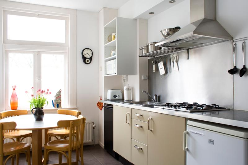 The sunny  YELLOW STUDIO at garden side. - Image 1 - Amsterdam - rentals