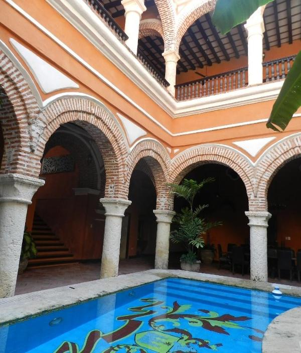 pool - Colonial House for rent in Cartagena - Cartagena - rentals