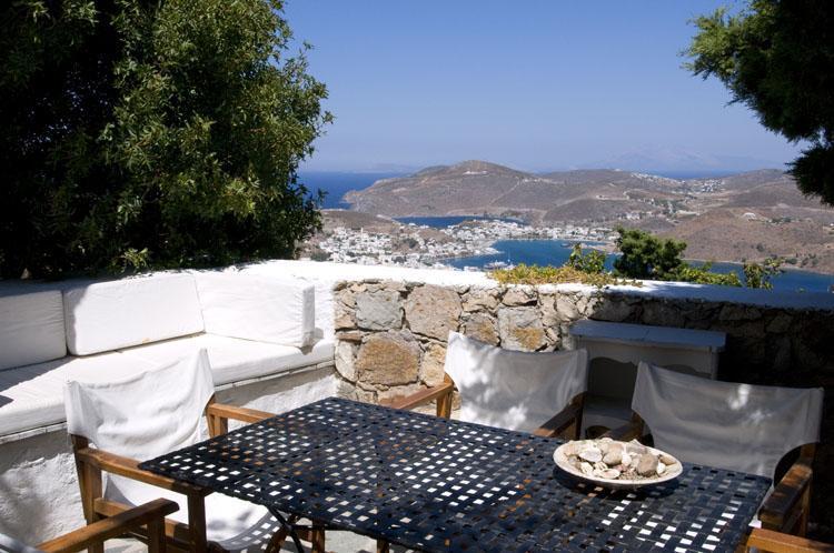 Garden - Patmos Rent Villa Eleni - Patmos - rentals