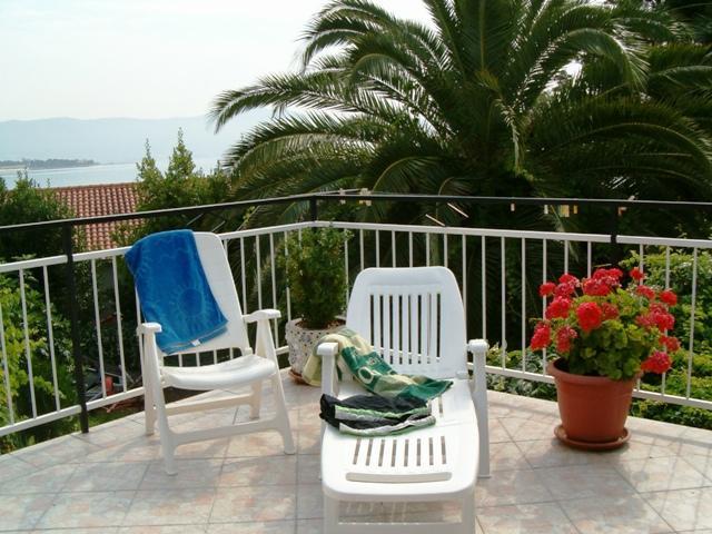 Communal terrace - Apartment near sea /TROGIR - Trogir - rentals