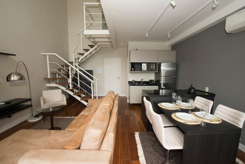 Elegant And Contemporary Duplex - Image 1 - Sao Paulo - rentals