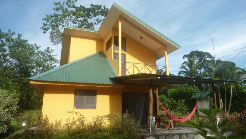 Front - House for vacational rental Wansemol Eco-Lodge - Sarapiqui - rentals